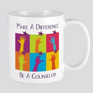 Difference Counselor Mug