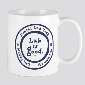 Lab is good. #2 11 oz Ceramic Mug