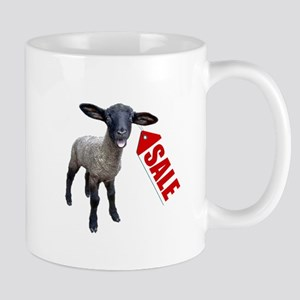 Sheep Sale Bahhh Mugs