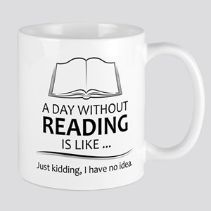Gifts for Readers Mugs