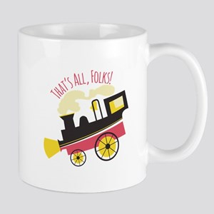 That's All, Folks! Mugs