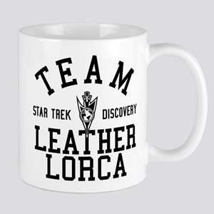 Star Trek Team Leather Lorca Mugs