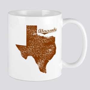 Abercrombie, Texas (Search Any City!) Mug
