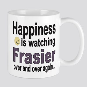 Happiness Is Watching Frasier Mugs