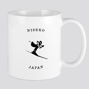 Niseko Japan Ski Mugs
