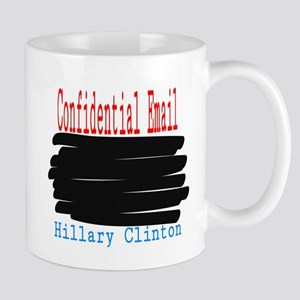 Hillary Clinton Email Mugs