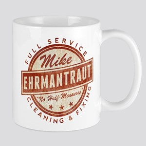 Retro Mike Ehrmantraut Cleaner Mugs