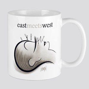 East Meets West Mug