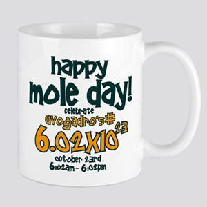 Happy Mole Day ! Mug