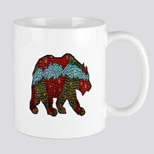 BEAR MUSE Mugs