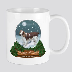 Welsh Springer Spaniel Christmas 11 oz Ceramic Mug