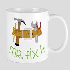 Mr. Fix It Mug