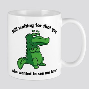Waiting Gatormug Mugs