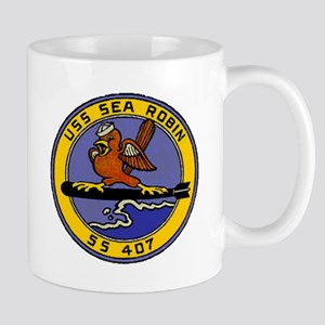 USS SEA ROBIN 11 oz Ceramic Mug