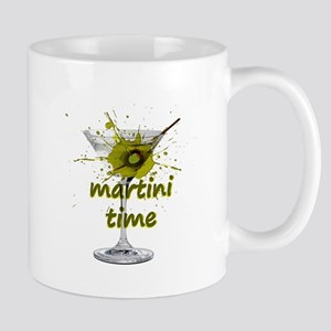 Martini Time Splash Mugs