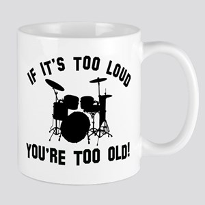Drum Vector designs Mug