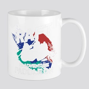 Raft Is Adventure Paddle On Boating Rafting G Mugs