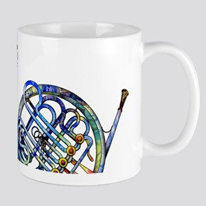 French Horn Mugs