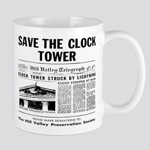 savetheclocktower Stainless Steel Travel Mugs