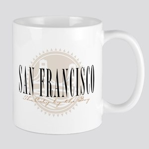 San Francisco Bridge Mug