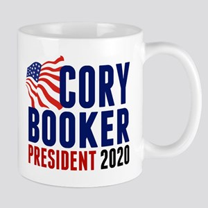 Cory Booker 2020 11 oz Ceramic Mug