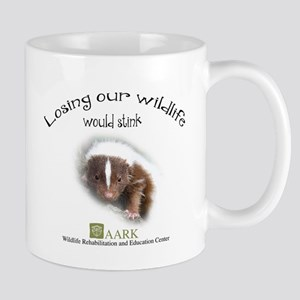 Losing Our Wildlife Would Stink Mugs