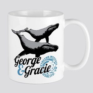 Star Trek George & Gracie Mug