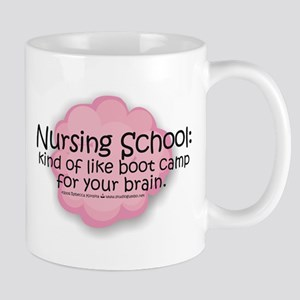 Nursing School Boot Camp Mug