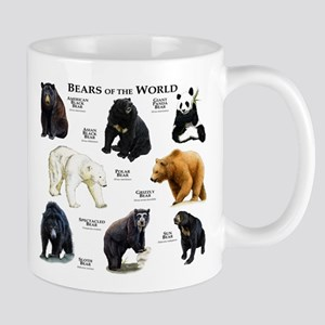Bears of the World Mug