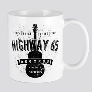 Highway 65 Records Nashville Mugs