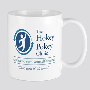 The Hokey Pokey Clinic Mugs