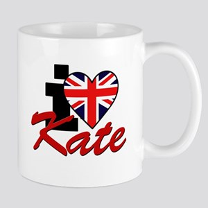 I Love Kate - Royal Family Mug