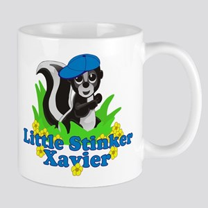 Little Stinker Xavier Mug