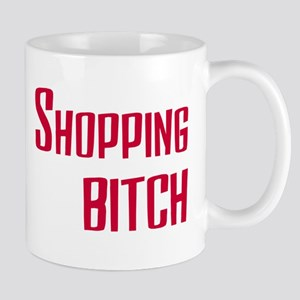 Shopping Bitch Mug