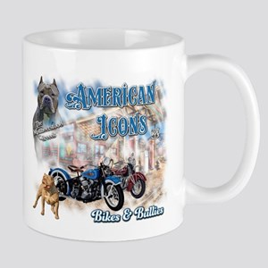 American Icons Bikes Bullies Mugs
