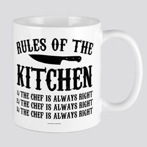 Rules of the Kitchen Mugs