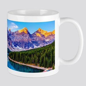 Beautiful Mountain Landscape Mugs