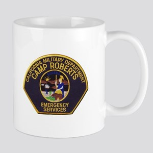 Camp Roberts Emergency Mugs