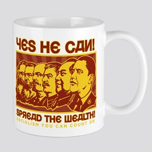 Spread the Wealth Mug