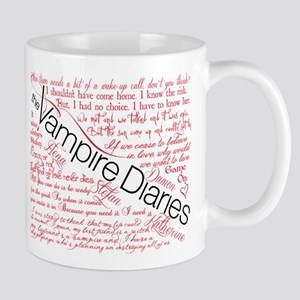 The Vampire Diaries quotes Mug