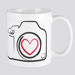 I Heart Photography Mug