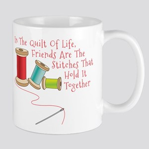 Quilt of Life Mugs
