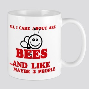 All I care about are Bees Mugs