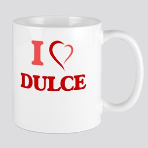 I Love Dulce Mugs