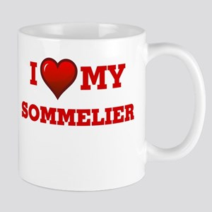 I love my Sommelier Mugs