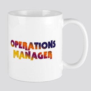 Operations Manager Profession Classic Mugs