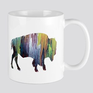 Bison / Buffalo Mugs