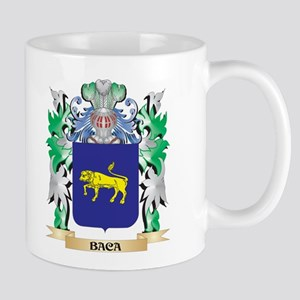 Baca Coat of Arms - Family Crest Mugs