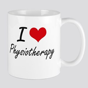 I Love Physiotherapy Gifts - CafePress