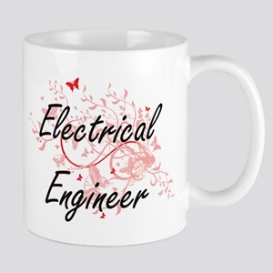 Electrical Engineer Artistic Job Design with Mugs